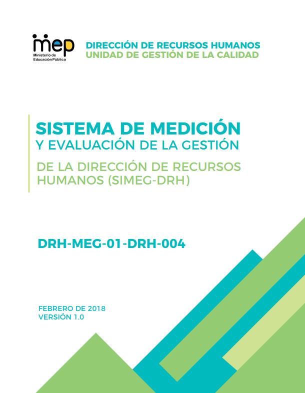 Sistema de Medición y Evaluación de la Gestión