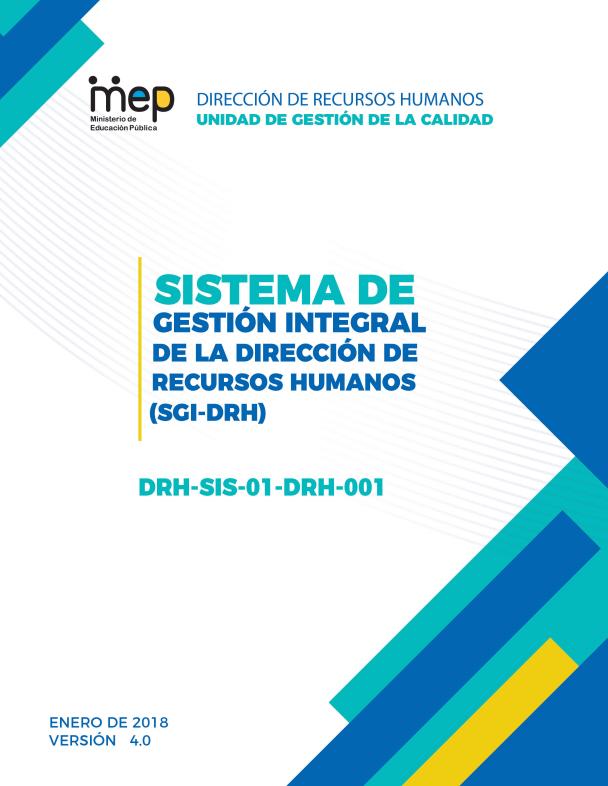 Sistema de Gestión Integral de la Dirección de Recursos Humanos